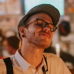 Ben Miles, Art Director and Senior Graphic Designer